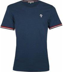 q1905 t-shirt zandvoort denim blue