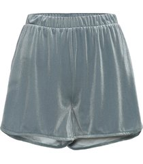 vivelvetta rw shorts shorts flowy shorts/casual shorts blå vila