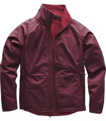 chaqueta mujer apex piedra soft shell - the north face