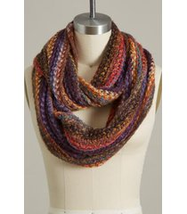 sundance catalog women's here to eternity scarf in coral