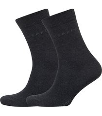basic easy so2p underwear socks regular socks svart esprit socks