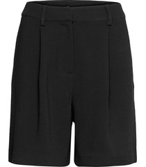 silka shorts shorts flowy shorts/casual shorts svart minus