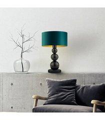 nowoczesna lampka na stolik honolulu gold