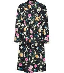 jay, 1037 floral poly dresses everyday dresses multi/mönstrad stine goya