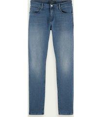 scotch & soda skim super slim fit jeans – breakout