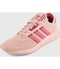 tenis lifestyle rosa-fucsia adidas originals swift run x