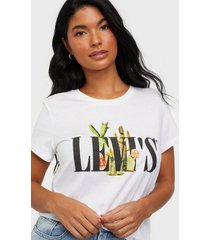 levis the perfect tee serif with cac t-shirts