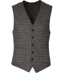 nils gilet - slim fit - beige
