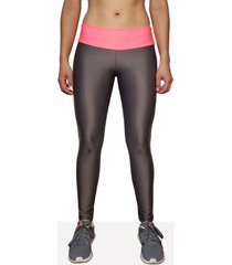 leggings deportivo tobillero mujer gris oscuro tykhe rosa