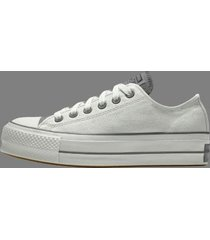 custom chuck taylor all star platform canvas low top