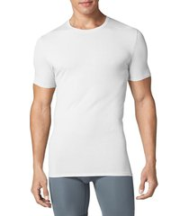 men's tommy john second skin crewneck undershirt, size xx-large - white