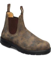 bl classic comfort shoes chelsea boots brun blundst