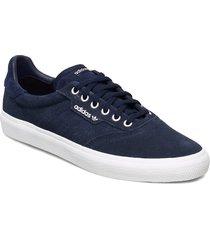 3mc låga sneakers blå adidas performance