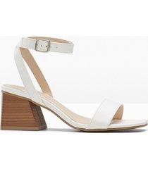 sandali con tacco (bianco) - rainbow
