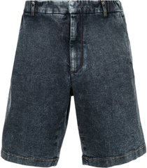 nº21 loose jean shorts - blue