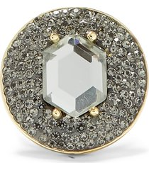 women's vince camuto crystal statement ring