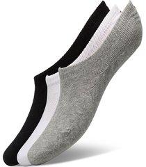 no show socks 6 pack ankelstrumpor korta strumpor multi/mönstrad danish endurance
