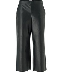 byxor vipen rw cropped wide pants