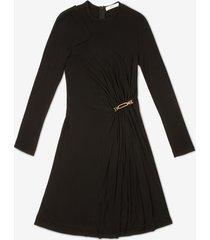 1851 dress black xs