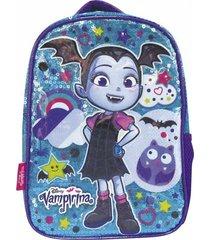 mochila violeta vampirina