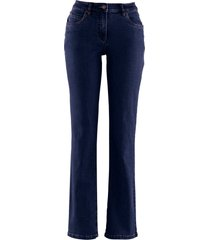 jeans elasticizzati bestseller straight (blu) - john baner jeanswear