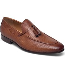 sunlights loafers låga skor brun dune london