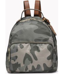tommy hilfiger women's camo dome backpack camo -