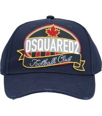 dsquared2 baseball club cap