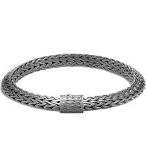 'classic chain tiga' silver bracelet