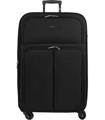 maleta de viaje tipo cabina  negro speed - explora