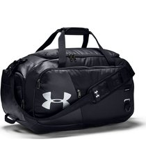 bolso negro under armour undeniable duffel 4.0 md