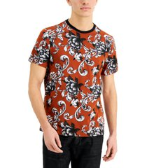 inc men's baroque t-shirt, created for macy's