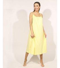 vestido amarillo prussia berttina