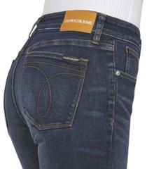 jeans body azul calvin klein