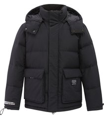 104178-008 | key down jacket | black - l