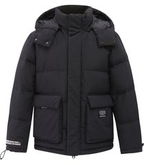 104178-008 | key down jacket | black - m