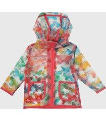 chaqueta multicolor boboli