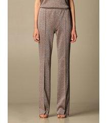 missoni pants missoni pants in lurex knit