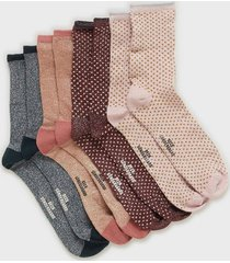 becksöndergaard mix sock w. 12 strumpor