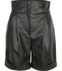 philosophy di lorenzo serafini high-waist plain shorts