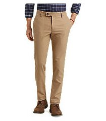 1905 collection moleskin tailored fit flat front pants - big & tall clearance by jos. a. bank