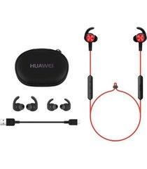 audifonos deportivos in-ear inalámbrico huawei am61 - rojo