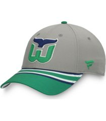 authentic nhl headwear hartford whalers special edition adjustable cap