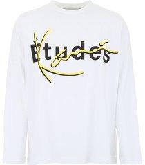 études printed sweatshirt