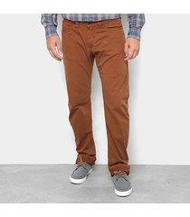 calça sarja skinny opera rock masculina