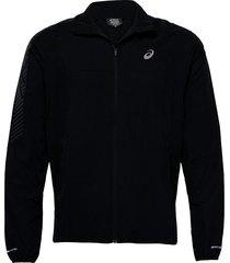icon jacket outerwear sport jackets svart asics