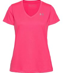tech ssv - solid t-shirts & tops short-sleeved rosa under armour