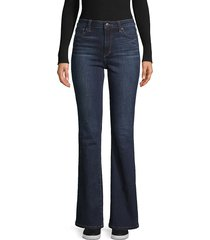 joe's jeans women's high-rise bootcut jeans - blue - size 25 (2)