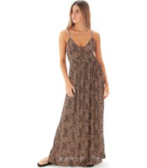 lady vestido dorado maui and sons