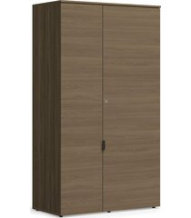 armário alto 2 portas carvalho munique móveis kappesberg